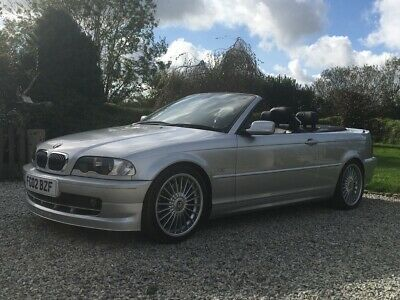 BMW ALPINA B3 , 3.3 , convertible, with hard top, rare car, special edition