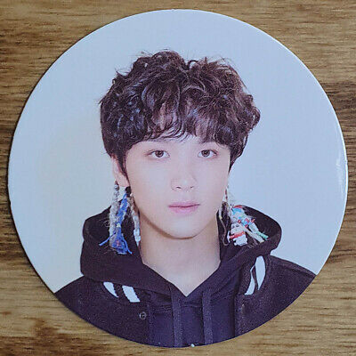 Haechan Official Circle Card NCT 127 2nd Album NCT #127 Neo Zone Genuine Kpop