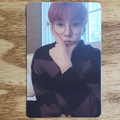 Doyoung Official Photocard NCT 127 2nd Album NCT #127 Neo Zone Genuine Kpop