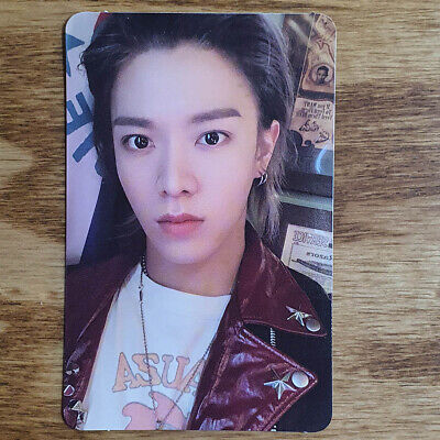 Yuta Official Photocard NCT 127 2nd Album NCT #127 Neo Zone Genuine Kpop