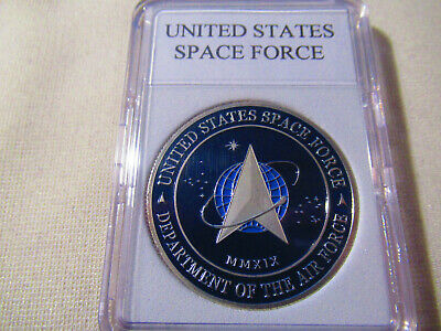 United States SPACE FORCE Challenge Coin
