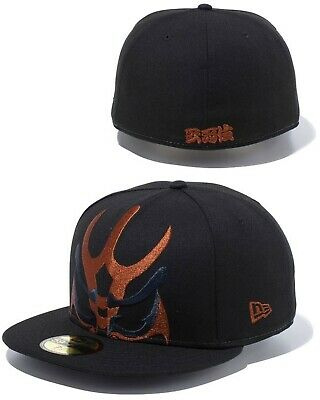 NEW ERA JAWS 59FIFTY Collaboration Fitted Cap JAWS LOGO BLK Japan with Tracking