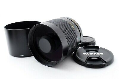 【N.Mint】TAMRON SP 500mm F/8 Tele Macro BBAR MC for Olympus from Japan 559503