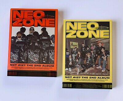 NCT 127 Neo Zone BOTH N and C ver (NO PC/CC)
