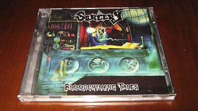 """SORCERY """"Bloodchilling Tales"""" CD  dismember carbonized interment"""