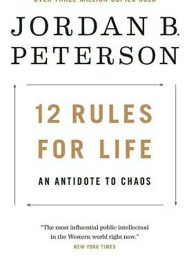 12 Rules for Life by Jordan B. Peterson [E-ß00K , PÐF , EPUβ , Кindle]
