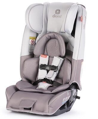 Diono 2019 Radian 3 RXT Convertible Car Seat in Grey Oyster - NEW [See Details]