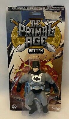 Funko DC Primal Age Batman Night Attack Black /& Gray Variant Target Exclusive!