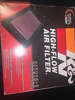 33-2472 K/&N Panel Air Filter FOR HYUNDAI ACCENT RB