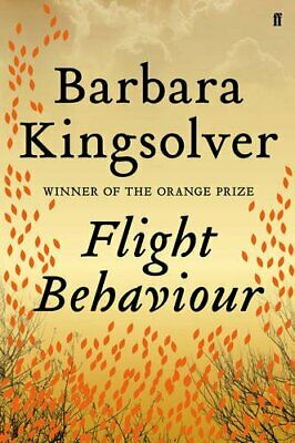 Flight Behaviour by Kingsolver, Barbara Book The Fast Free Shipping