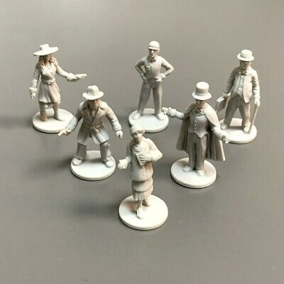 7 Pcs man For Dungeons & Dragon D&D Nolzur's Marvelous Miniatures figure Toys