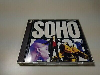 0320-Soho The First Cd Is Noise Released By Hedd Cd (Disco Nuevo) Liquidación!!