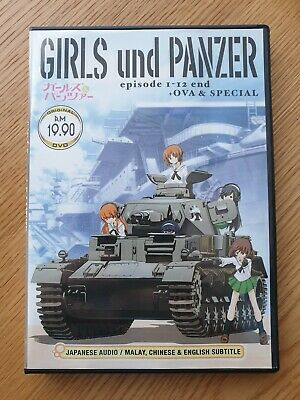Custom model by Cereal Tanks 1//72 Girls und Panzer Panzer IV all versions