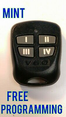 2 New Replacement Sidewinder Keyless Entry Remote Car Key Fob For EZSDEI476