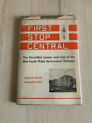 First Stop Central The Electrified System and Cars of the NSWGR 1963
