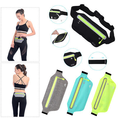 Sweat Is Fat Crying Sport Waist Bag Fanny Pack Adjustable For Hike