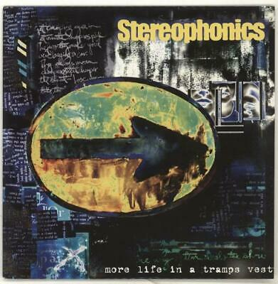 "More Life In A Tramps Vest Stereophonics UK 7"" vinyl single record SPH-4 V2"