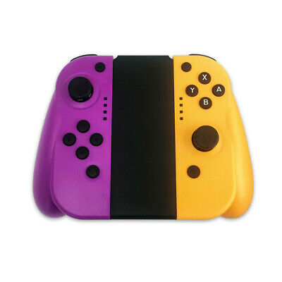 Left&Right Wireless Bluetooth Controllers Gamepad Handgrip For NS Switch Joy-Con