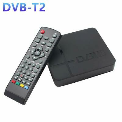 DVB-T2 HD3D Set Top TV Box 1080P H.264 Digital Receiver Freeview Recorder HDMI