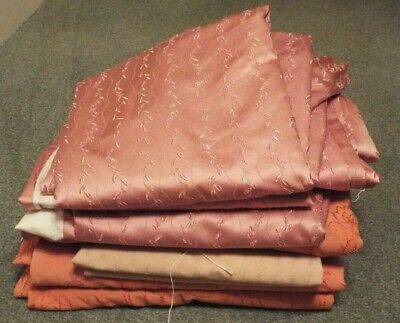 Joblot Curtains Ideal For Rental Holiday Cottages Properties