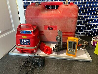 Datum Duo Self Levelling Rotary Laser Level