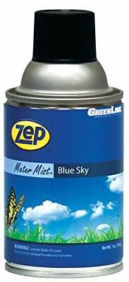 Zep Meter Mist Blue Sky Air Freshener Refill 6.5 Ounce 336201 (Case of 12)
