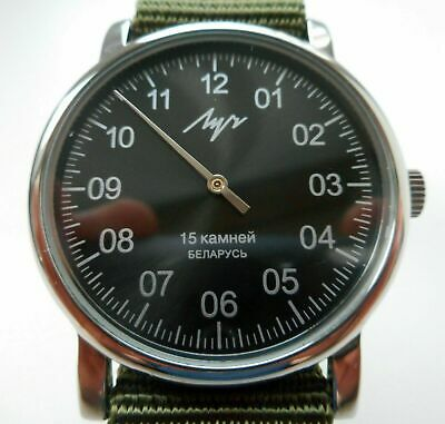Reloj Luch One Hand Russian 77471763