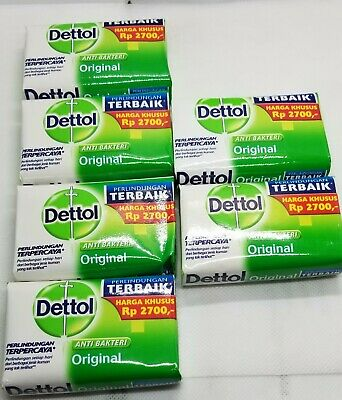 BUY 4+2 FREE DETTOL ORIGINAL  SOAP 70g TOTAL=6