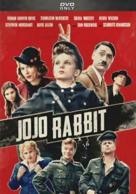 JOJO RABBIT (Region 1 DVD,US Import,sealed.)