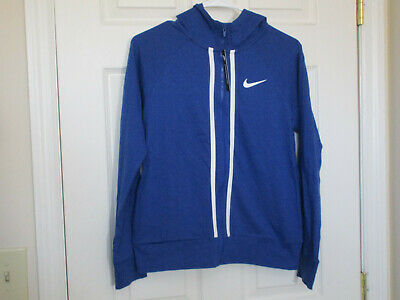 Authentic Girl's Nike Full-Zip Hoodie Aq9051-438 Size Xl Nwt Msrp $40