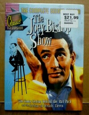 The Joey Bishop Show: The Complete Second Season (DVD, 6-Disc Box Set) Free Ship