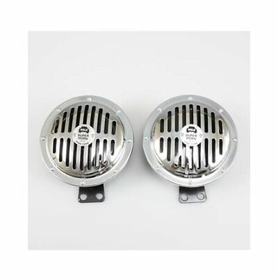 Chrome Plated Super Horn WOLO 306-2T