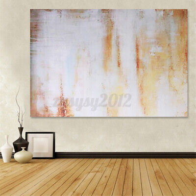 Modern Abstract Canvas Print Painting Art Oil Wall Picture Home Decor Framed