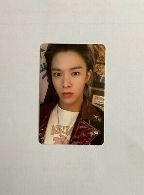 NCT 127 Neo Zone Yuta Photocard [VER. N] *prefer to sell to US buyer*