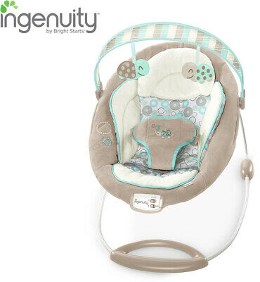 Vibrating Baby Bouncer Rocker Fun electronic sounds and melodies Sampson