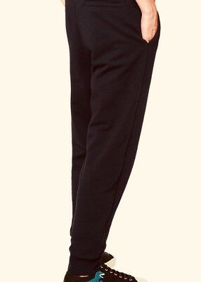 New Ps Paul Smith Black Joggers Jogging Bottoms, Size Xxl