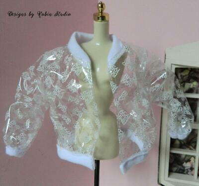 Barbie BMR 1959~Mint Clear Jacket ONLY~2019~NO DOLL