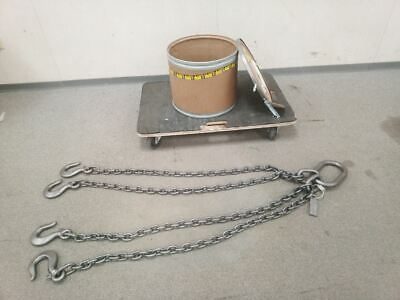 Brand Name 200002844 3/8 In Chain Size 5 Ft L 80 Grade 4 Leg Chain Sling