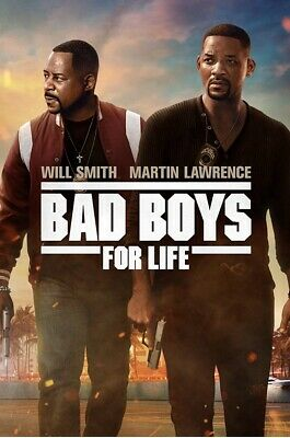 Bad Boys For Life DVD Only Preorder Ships 4/21/20 No Case