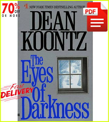 🔥The Eyes of Darkness by Koontz Dean {P.D.F} ⚡⚡ Instant Delivery ⚡⚡