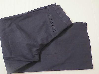 United Colors of Benetton Gray Flair Cotton Pants Size 27