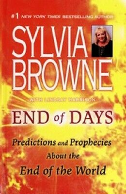 End of days by (Sylvia Brown)+ The Eyes Of Darkness *1=1free* [E-B00K🔥]