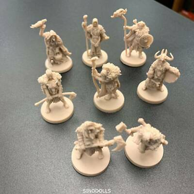 Random 6 pcs Fit For Dungeons & Dragon D&D Nolzur's Marvelous Miniatures figures