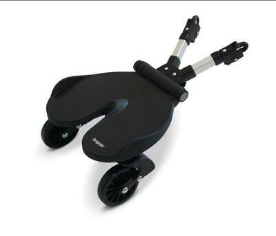 Bumprider Toddler Stand on Board - Black
