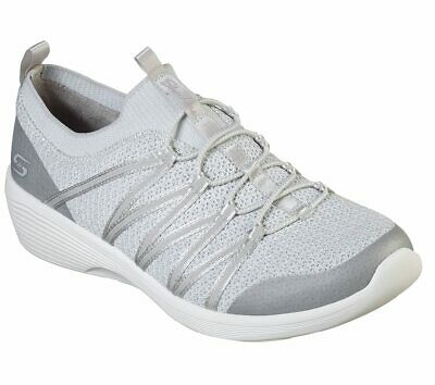 NEU SKECHERS DAMEN Sneakers Bungee Slipper Memory Foam