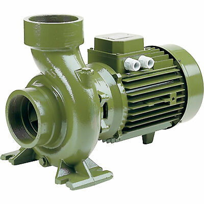 SAER-USA Threaded Centrifugal Pump - 19,200 GPH, 3 HP, 3in. Ports, 220/380V