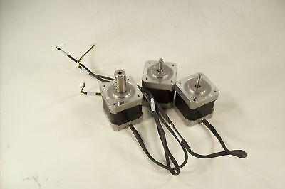 Lot of 3 New Vexta PK245-02A Stepping Motors 2-Phase DC 0.8A
