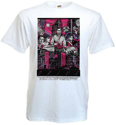 DRIVE MOVIE RYAN GOSLING 5 MINUTE WINDOW UNOFFICIAL T-SHIRT ADULTS /& KIDS SIZES