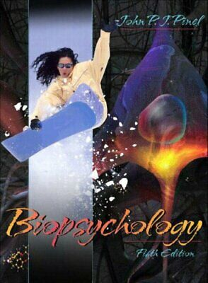 "Biopsychology with ""Beyond the Brain ... by Pinel, John P.J. Mixed media product"