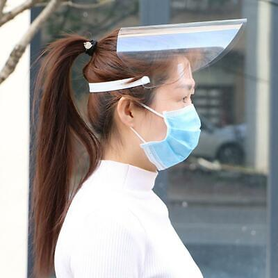 Eye Protect Glasses Covering Clear Safety Mask Tool Full Shield Dust-proof Face